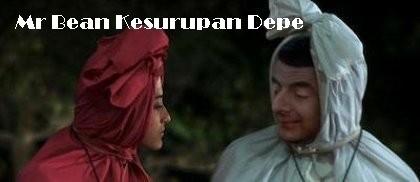 Mr Bean Kesurupan Depe